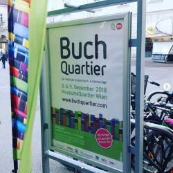 BuchQuartier: Lesung am 08.12.2018