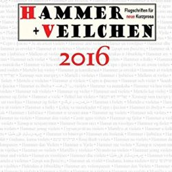 Anthologie-Beiträge: Geerdet, Nachbarschaftshilfe & Spätlese