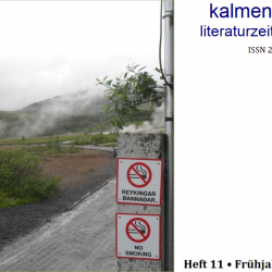 Literaturzeitschrift kalmenzone: Himmel. Hölle (Erzählung)