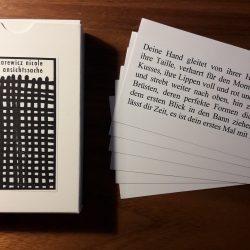 Literatur aus dem Automaten (II): Ansichtssache (Miniaturen)