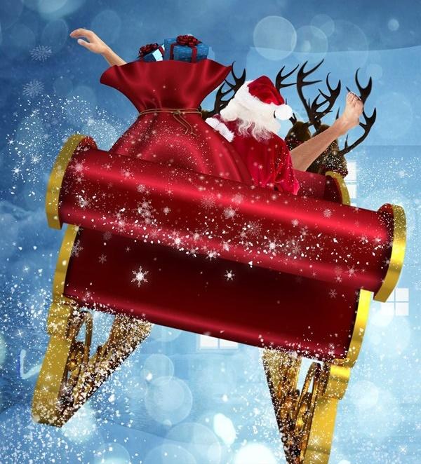 Kriminalitaeten Theater: Der Mörder war immer der Weihnachtsmann (13., 15. & 17.12.2019)
